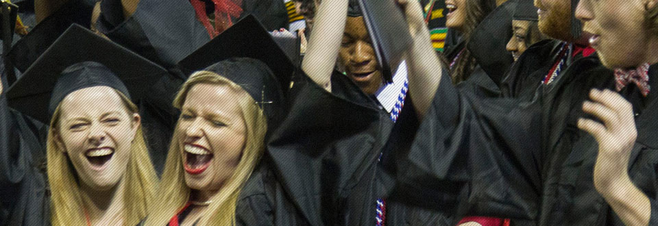 Watch 2015 Commencement Ceremonies Again